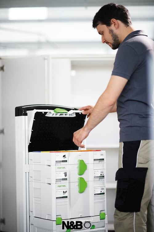 497567. FESTOOL Systainer T-LOC SYS 5 TL